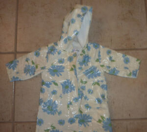 Old Navy rain coat, size 12 - 18m