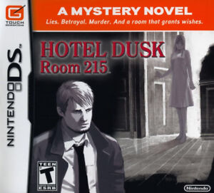 Looking for Hotel Dusk: Room 215 for DS