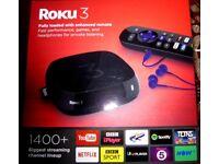 Roku 3 Streaming Player