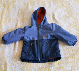 12m Lined Spring Coat