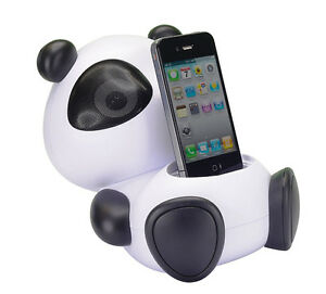 Panda KitSound Speaker Dock for iPod and iPhone 3G/3GS/4/4S