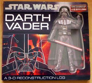 Star Wars - Darth Vader - A 3-D Reconstruction Log [Board Book]