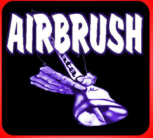 ★  Aérographie | LOS | Airbrush  ★