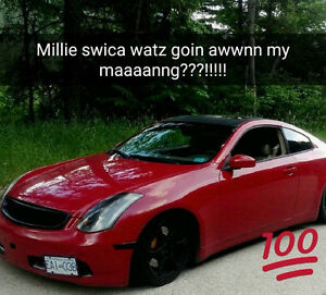 2003 Infiniti G35 Sports Package Coupe (2 door)