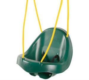 Balançoire de bébé Swing n Slide