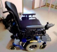 Power Wheelchair - Quickie Xperience