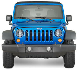 2018 Jeep Wrangler Front Bumper