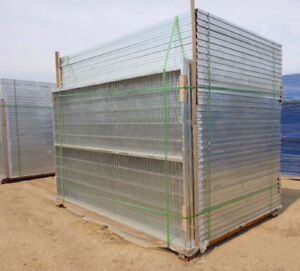 Temporary Fence Panels for Construction Jobs