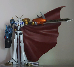 Digimon Omnimon D-Arts figure