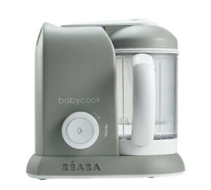 Beaba babycook 4 in1 steam cooker and blender