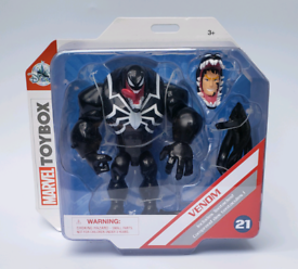 Brand new sealed Disney Venom TOYBOX 12 CM Spiderman for quick sale no