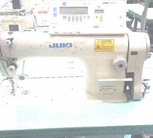 JUKI AUTOMATIC INDUSTRIAL SEWING MACHINE 110V USED
