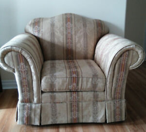 Arm Chair & Couch