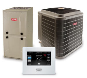 Furnace & Air Conditioner Summer Special