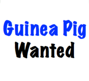 Looking for a single female or male guniea pig.