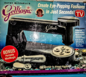 GeMagic Eye-popping Fashion Machine $ 40.