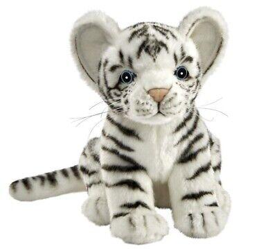 Hansa Toy 7287 Tigre Bebé Blanco 18CM Peluche