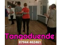 Argentine Tango dance lessons Watford area