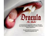 Dracula The Ballet - Community Project - GET INVOLVED