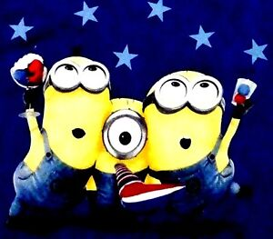 4th of july minions wallpaper - photo #3