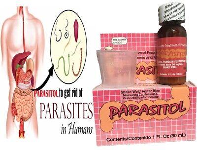 Herbal Parasite Cleanse - Remove Parasite ANTI PARASITE HERBAL Body Cleanse DETOX para Parasitos y Amibas