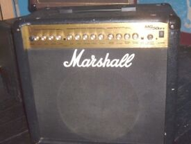 Marshall MG 50 DFX guitar amplifier