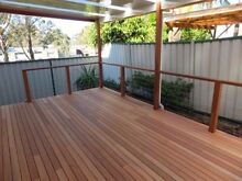 Timber decking & pergolas Georges Hall Bankstown Area Preview