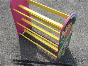 Dora Explorer Shoe Shelf