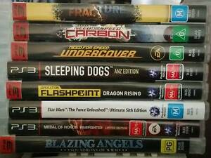 PS3 games in excellent condition Paralowie Salisbury Area Preview