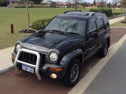 2003 Jeep Cherokee Wagon Baldivis Rockingham Area Preview