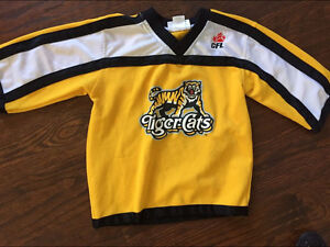 Tiger cats shirt size 5 but would fit 2 -4 year old