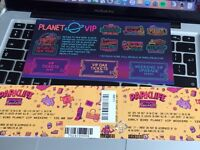 2 x VIP Weekend @ Parklife Festival