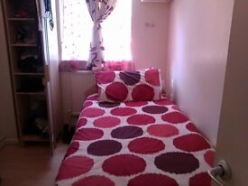 Single room available...please call or text..07494101828..