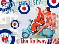 Christmas Mod & Soul Party at the legendary The Railway