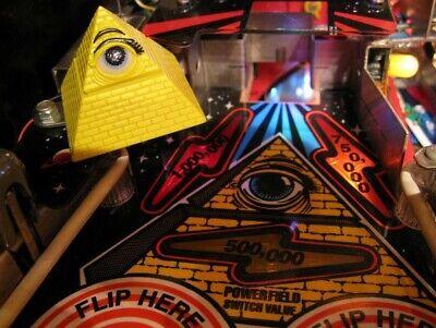 TWILIGHT ZONE PINBALL - THE PYRAMID mini-playfield  [pinball mod]