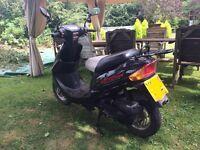 50cc direct bike