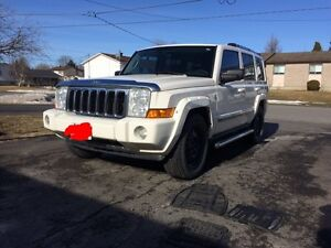 Jeep Commander limited Hemi 5.7L
