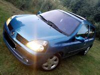 ***SOLD*** Renault Clio 1.5 (80) Dci Dynamique S