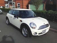 Mini One BMW. 1.4 petrol ... Lovely car that comes with full service history and 12 months MOT