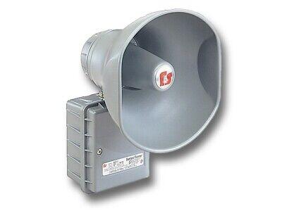 Federal Signal 302gcx-120 Model Selectone Speakeramplifier 120 Vac Hazardous