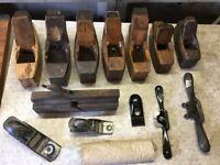 Antique Woodwork Planes - Job Lot