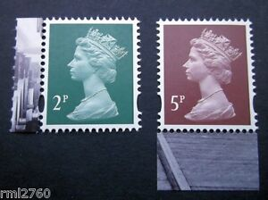 2014 MACHINS 2p 5p from CLASSIC LOCOS PSB DY9 - Mint Single Stamps