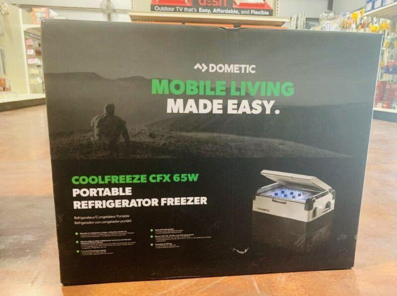 CFX65W Refrigerator / Freezer