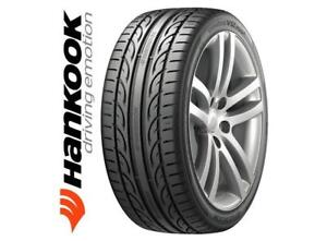 NEW 255/35R19 HANKOOK VENTUS V12 EVO2 ---- MAX PERFORMANCE SUMMER TIRES---INCLUDES INSTALL, BALANCE & TAX!!!