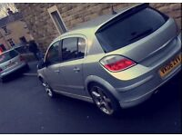 Vauxhall Astra 1.9 cdti SRI 150 Xpack Cat D