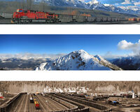 Variety of Panoramic Prints in Stock. 25% OFF! 2' Length