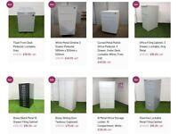 Used & New Office Storage For Sale - Filing Cabinet, Locker, Desk Pedestal, Cupboard, Tambour