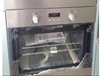 Zanussi integrated Oven New!