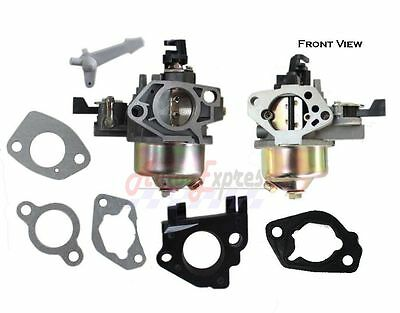 Gx390 Honda Carburetor With Free Gaskets Kit And Insulator Spacer Adjustable