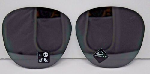 Brand New Authentic Oakley Low Key NFL Replacement Lens Prizm Black EAGLES
